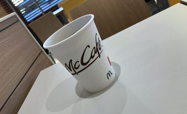 マクドナルド_プレミアムローストコーヒー